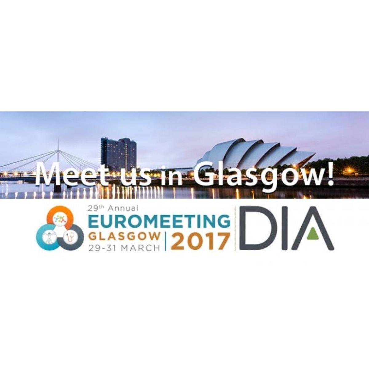Meet us at DIA Euromeeting 2017!