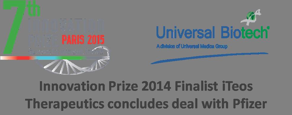 universal biotech innovation prize