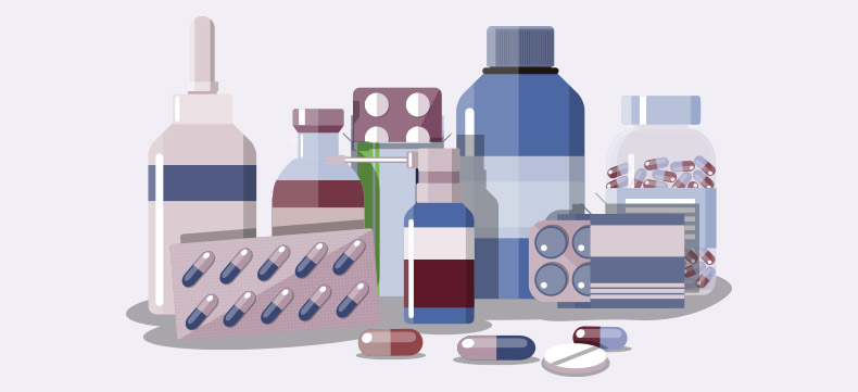 médicaments Infographie information médicale